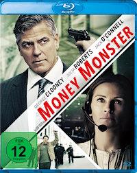 Money Monster Blu-ray Disc