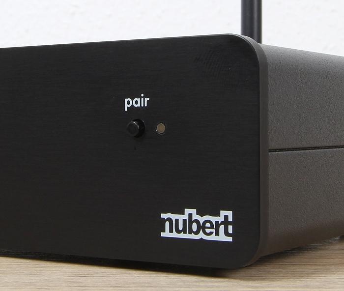 Nubert nuFunk S-2 Bedienelement Front