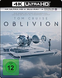 Oblivion Ultra HD Blu-ray