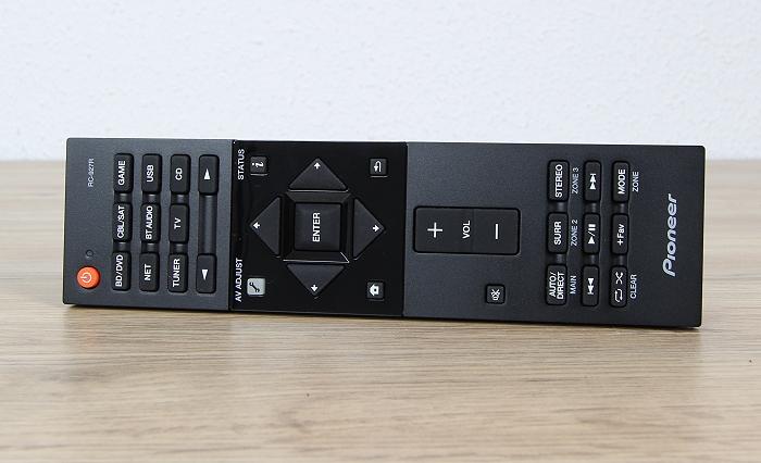 Pioneer SC-LX801 Fernbedienung