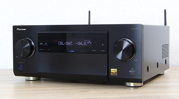 Pioneer SC-LX801 Front1