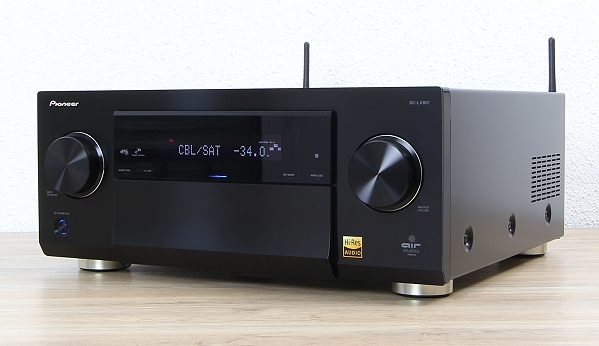 Pioneer SC-LX801 Front2