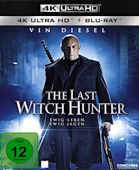 The Last Witch Hunter Ultra HD Blu-ray
