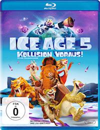 Ice Age 5 Kollision voraus Blu-ray Disc