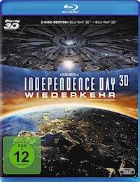 Independence Day Wiederkehr Blu-ray 3D