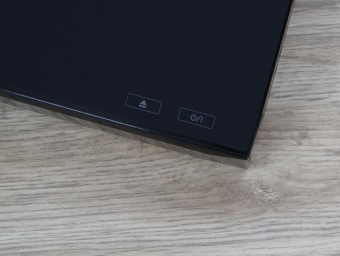 Panasonic-DMP-UB704EGK-Bedienelemente-Oberseite