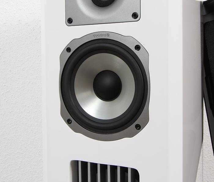 Quadral Platinum M40 Mitteltoener
