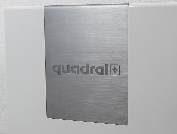 Quadral Qube 12 Detail Front