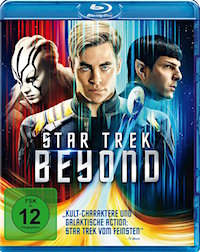 Star Trek Beyond - Blu-ray Disc