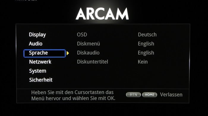 Arcam_Solo_Movie_Menue_10