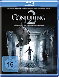 Conjuring 2 Blu-ray Disc