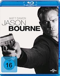 Jason Bourne Blu-ray Disc