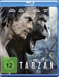 Legend of Tarzan Blu-ray Disc