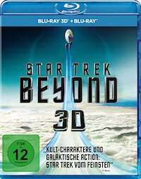 Star Trek Beyond Blu-ray 3D