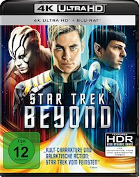 Star Trek Beyond Ultra HD Blu-ray