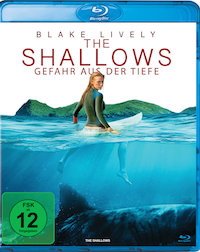The Shallows Blu-ray Disc