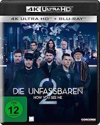 Die Unfassbaren 2 Ultra HD Blu-ray