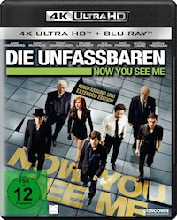 Die Unfassbaren - Now You See Me Ultra HD Blu-ray