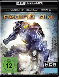 Pacific Rim Ultra HD Blu-ray