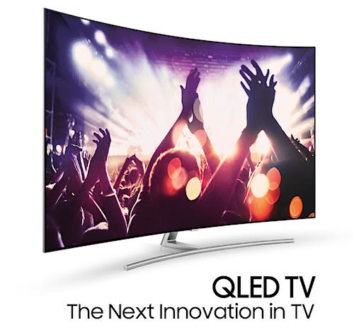 Samsung QLED CES 2017