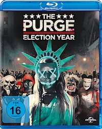 The Purge - Election Year Blu-ray Disc