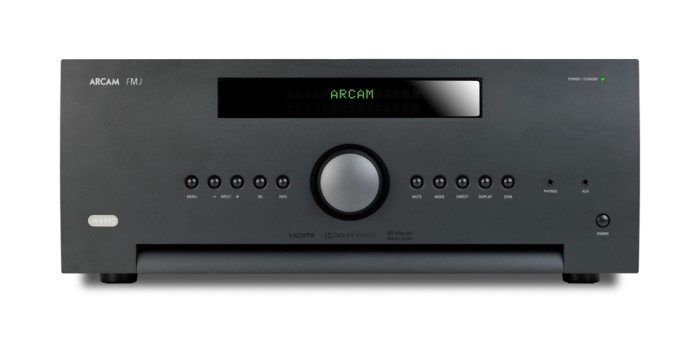 Arcam AVR390_net