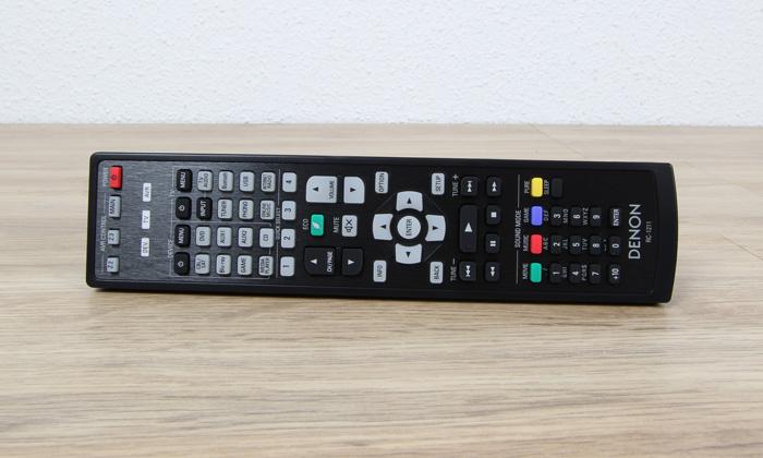 Denon-AVR-X6300H-Fernbedienung