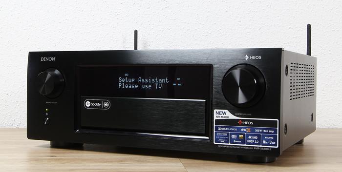 Denon-AVR-X6300H-Front-Seitlich1