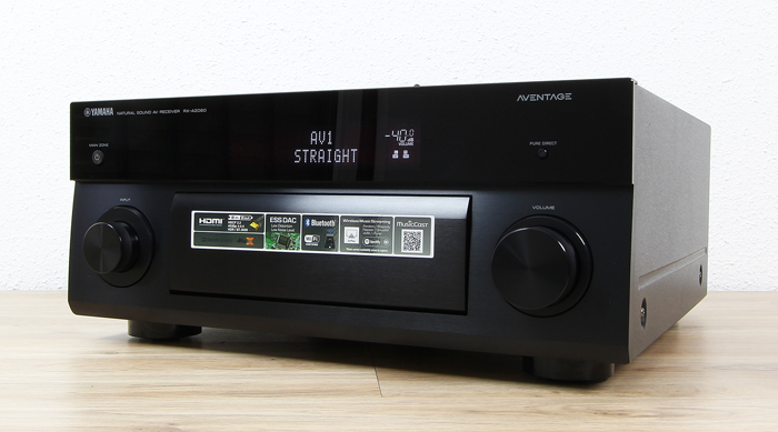 Yamaha Aventage Rx Afirmware Update