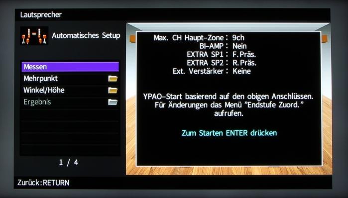 Yamaha RX-A2060 Screenshot 13