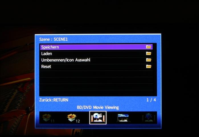 Yamaha RX-A2060 Screenshot 19