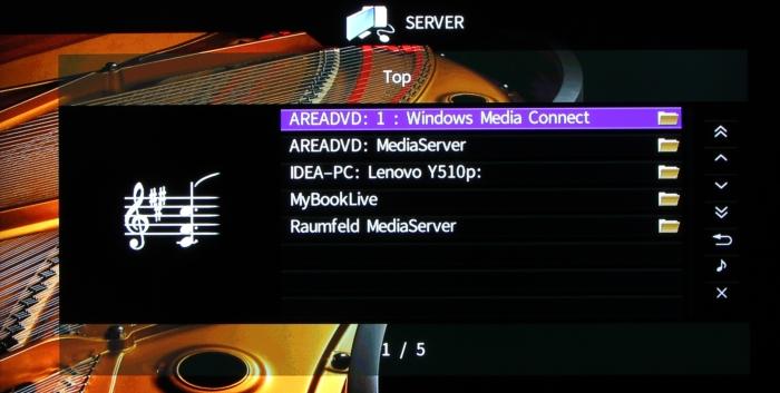 Yamaha RX-A2060 Screenshot 20