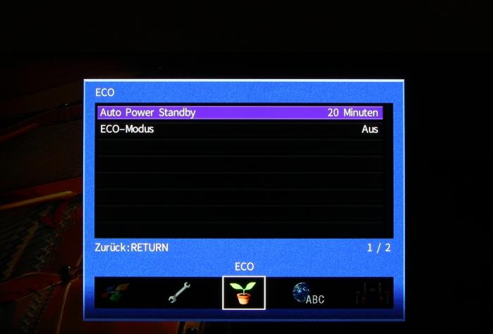 Yamaha RX-A2060 Screenshot 9