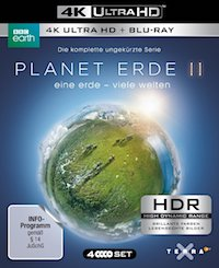 Planet Erde 2 Ultra HD Blu-ray