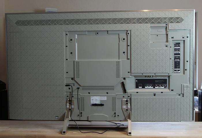 Sony-KD-65XE9305-Rueckseite