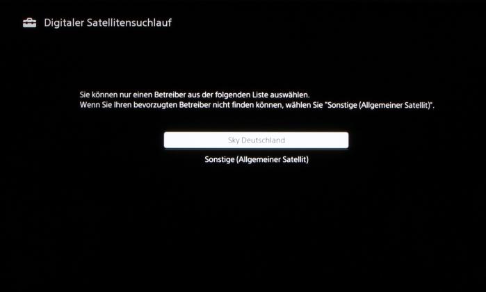 Sony KD-65XE9305 Screenshot 10