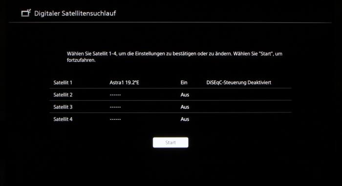 Sony KD-65XE9305 Screenshot 11