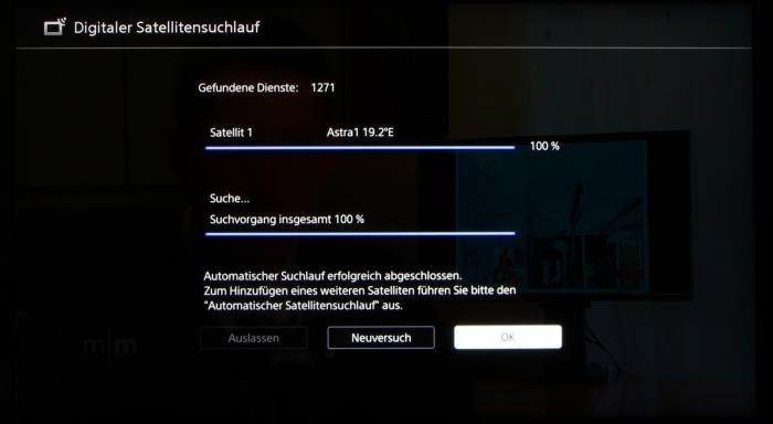 Sony KD-65XE9305 Screenshot 12