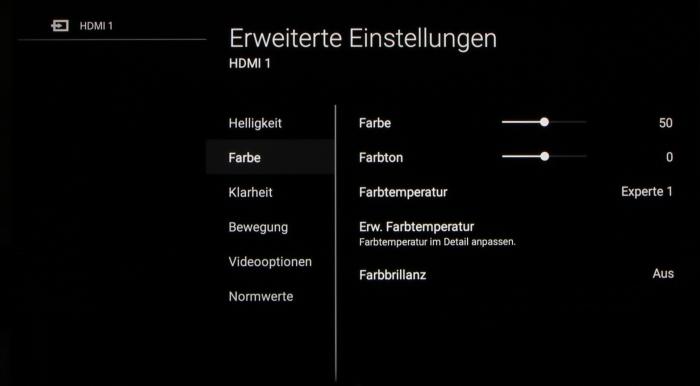 Sony KD-65XE9305 Screenshot 21