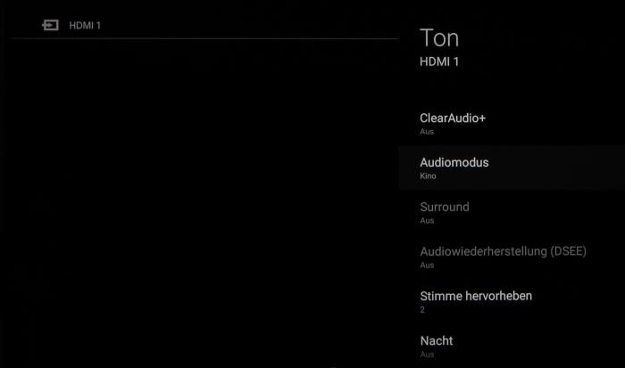 Sony KD-65XE9305 Screenshot 22