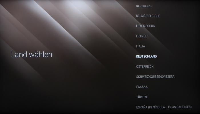 Sony KD-65XE9305 Screenshot 5