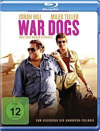 War Dogs Blu-ray Disc