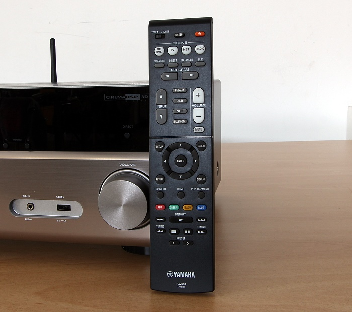 Yamaha RX-V483 Fernbedienung