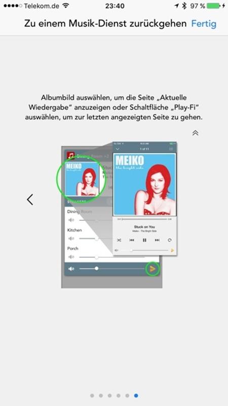 Arcam rPlay App 8