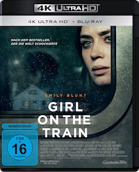 Girl On The Train Ultra HD Blu-ray