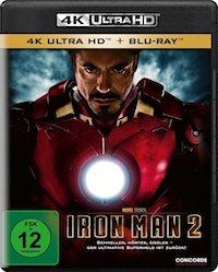 Iron Man 2 Ultra HD Blu-ray