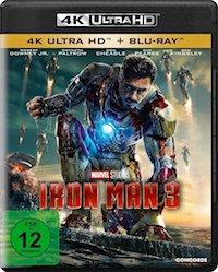 Iron Man 3 Ultra HD Blu-ray