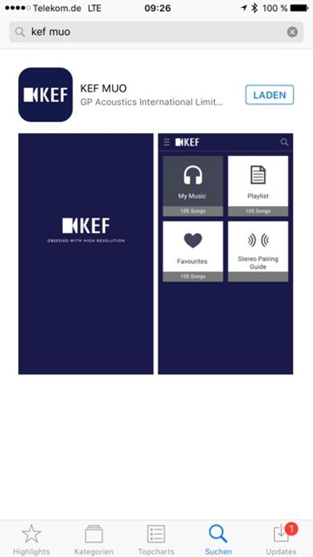 KEF Muo App 1