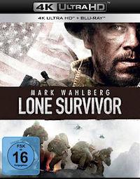 Lone Survivor Ultra HD Blu-ray