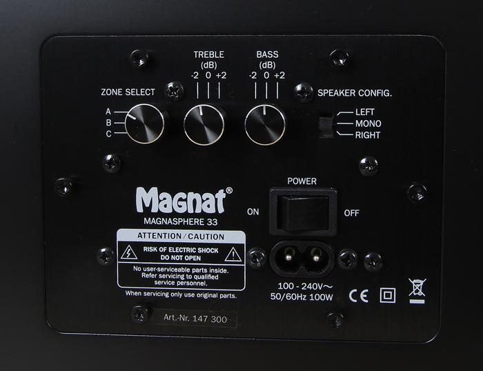 Magnat-Magnasphere-33-Bedienelemente-Rueckseite